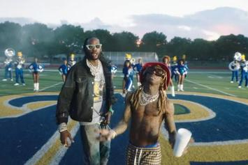 "2 Chainz & Lil Wayne Celebrate HBCU Marching Bands In ""Money Maker"" Video"