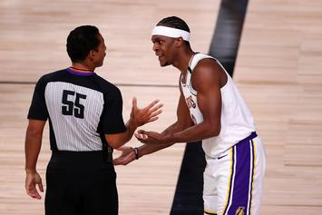 Rajon Rondo's Brother Ejected From Game 5 For Taunting Russell Westbrook