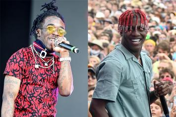 """Lil Uzi Vert Warns Lil Yachty Over 2018 Incident With JT: """"You Know What U Did"""""""