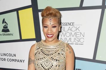 Keyshia Cole Turns Down MMA Fighter's Date Request, He Says He'll Wait For Her