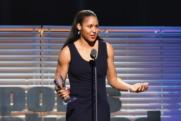 WNBA Player Maya Moore Reveals Marriage To Man She Helped Free From Jail