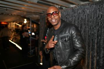 """Dave Chappelle Tells Critics To """"Shut The F*ck Up Forever"""" During Emmy Speech"""