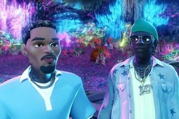 "Chris Brown & Young Thug Release Temptation-Filled ""Say You Love Me"" Video"