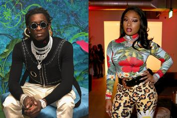 Megan Thee Stallion & Young Thug Have A New Collab On The Way