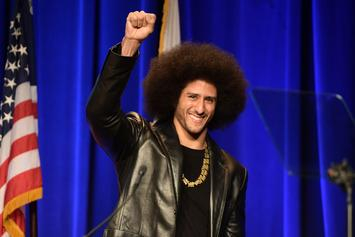 "Colin Kaepernick Calls Police A ""White Supremacist Institution"" In Breonna Taylor Post"