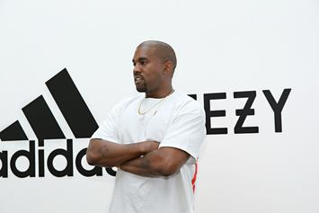 Kanye West Tells Adidas He's Wearing Jordans Until They Give Him A Board Seat