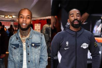 JR Smith Responds To Tory Lanez Diss