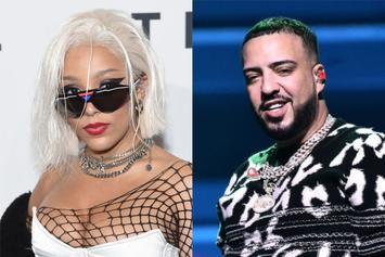 Doja Cat & French Montana Spark Dating Rumors With Yacht Video