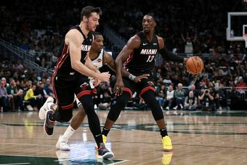 Bam Adebayo & Goran Dragic Receive Unfortunate Injury Updates