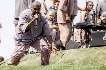 Kanye West Is A VP Candidate On California Ballot