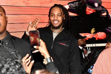 Dr. Waka Flocka Receives Honorary Doctorate Degree