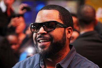 """Ice Cube Discusses His """"Contract With Black America"""" On """"Red Table Talk"""""""
