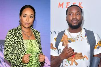 B. Simone Moves On From DaBaby, Asks To Be Meek Mill's Third Baby Mama