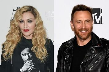 Madonna Refuses To Work With David Guetta Because He's A Scorpio