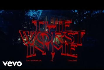 """Kaytranada Drops Off Spooky Visuals for """"The Worst In Me"""" Starring Tinashe"""
