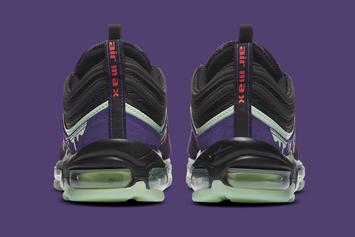 "Nike Air Max 97 ""Halloween"" Unveiled: Photos"