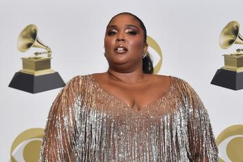 Lizzo Struggles With Nipple Pasties She Left On For Two Days