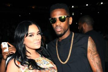 Fabolous & Emily B Welcomed Baby Girl Over The Weekend