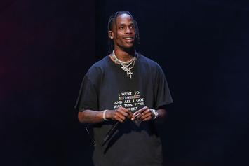 "Travis Scott: ""See You Guys In 2021 In Utopia"""