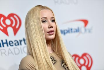 Iggy Azalea Suggests Her And Playboi Carti Are Done