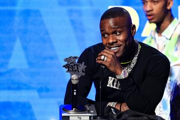 DaBaby Speaks Out After Losing All 12 Of His BET Hip-Hop Award Nominations