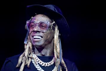 "Lil Wayne Meets With Trump & Praises The President: ""He Can Get It Done"""