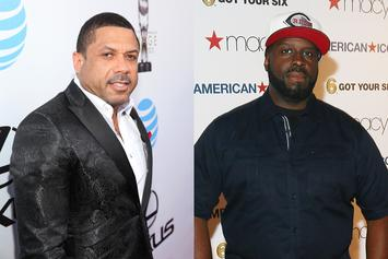 "Benzino Blasts Funk Flex For Shaming T.I. Over ""CrimeStoppers"" Ad"