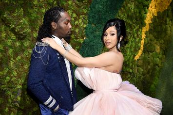 Offset Calls Out Cardi B For Lying In Her Songs