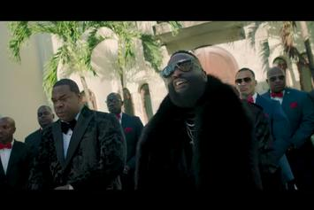 "Busta Rhymes & Rick Ross Drop Knowledge In ""Master Fard Muhammad"" Visuals"
