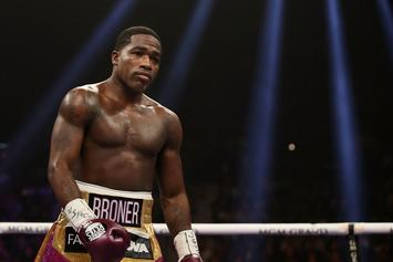 Adrien Broner Held In Contempt Of Court After Flashing Cash On IG