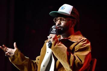 Big Sean Frustrated Over How Long The Election Is Taking