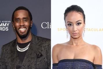 "Diddy Hails Draya As The ""Hustler Of The Year"" During Island Vaca"