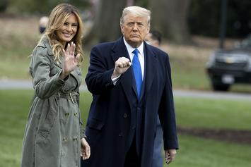 Melania Trump Is Already Planning For Divorce, Says Former Aide