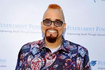 Legendary Comedian Sinbad Recovering From Stroke, Family Issues Statement