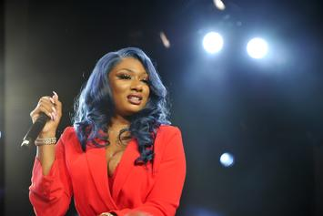"""Megan Thee Stallion Criticized For Sharing Info With """"White Publications"""""""