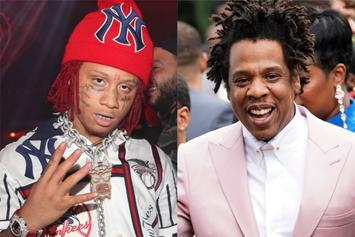Trippie Redd Roasts Jay-Z's Weight With Savage Comment