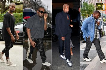 Are Kanye West's Yeezy Designs All About Name Recognition?