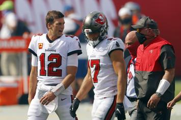 Tom Brady & Bruce Arians Reportedly Feuding Behind The Scenes