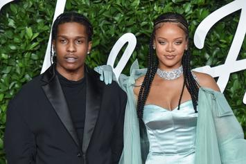 A$AP Rocky & Rihanna Spotted Together In New York: Report