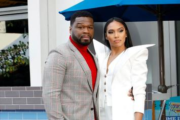 """50 Cent & His GF Prove Ice-T's """"Gangster"""" Comment Right"""