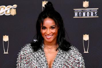 "Ciara Does Megan Thee Stallion's ""Body"" Challenge With 3-Year-Old Daughter"
