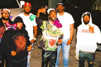 """Meek Mill & Vory Join Forces For """"Middle Of It"""" Music Video"""
