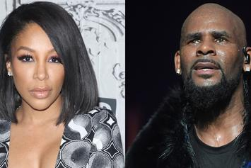 """K. Michelle Opens Up About R. Kelly: """"I've Trusted Him My Whole Career"""""""