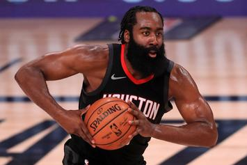 "James Harden Accused Of ""Chasing Rappers Around"" By Stephen Jackson"