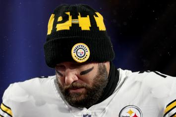 Ben Roethlisberger Offers Grim Outlook On His Ability