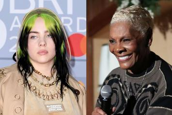 "Billie Eilish Called ""William Eyelash"" By Dionne Warwick & Twitter Can't Handle It"