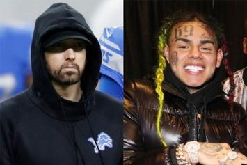 Eminem Disses Tekashi 6ix9ine On New Album