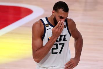 Rudy Gobert Reportedly Wants A Supermax Contract