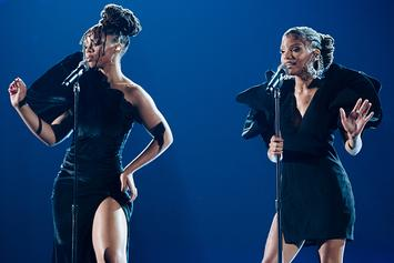 Chloe x Halle's Steamy Performance Has Fans Asking Chloe To Go Solo