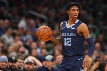 Ja Morant To Miss 3-5 Weeks With Grade 2 Sprain: Grizzlies Confirm